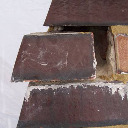 klinker und formsteinrestaurierung am uhrenturm wilhelm raabe schule l neburg hollerung. Black Bedroom Furniture Sets. Home Design Ideas
