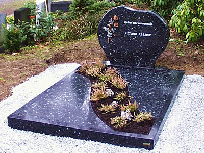 Top Spannbrücke maschendrahtzaun: Urnengrabplatte preise FI43